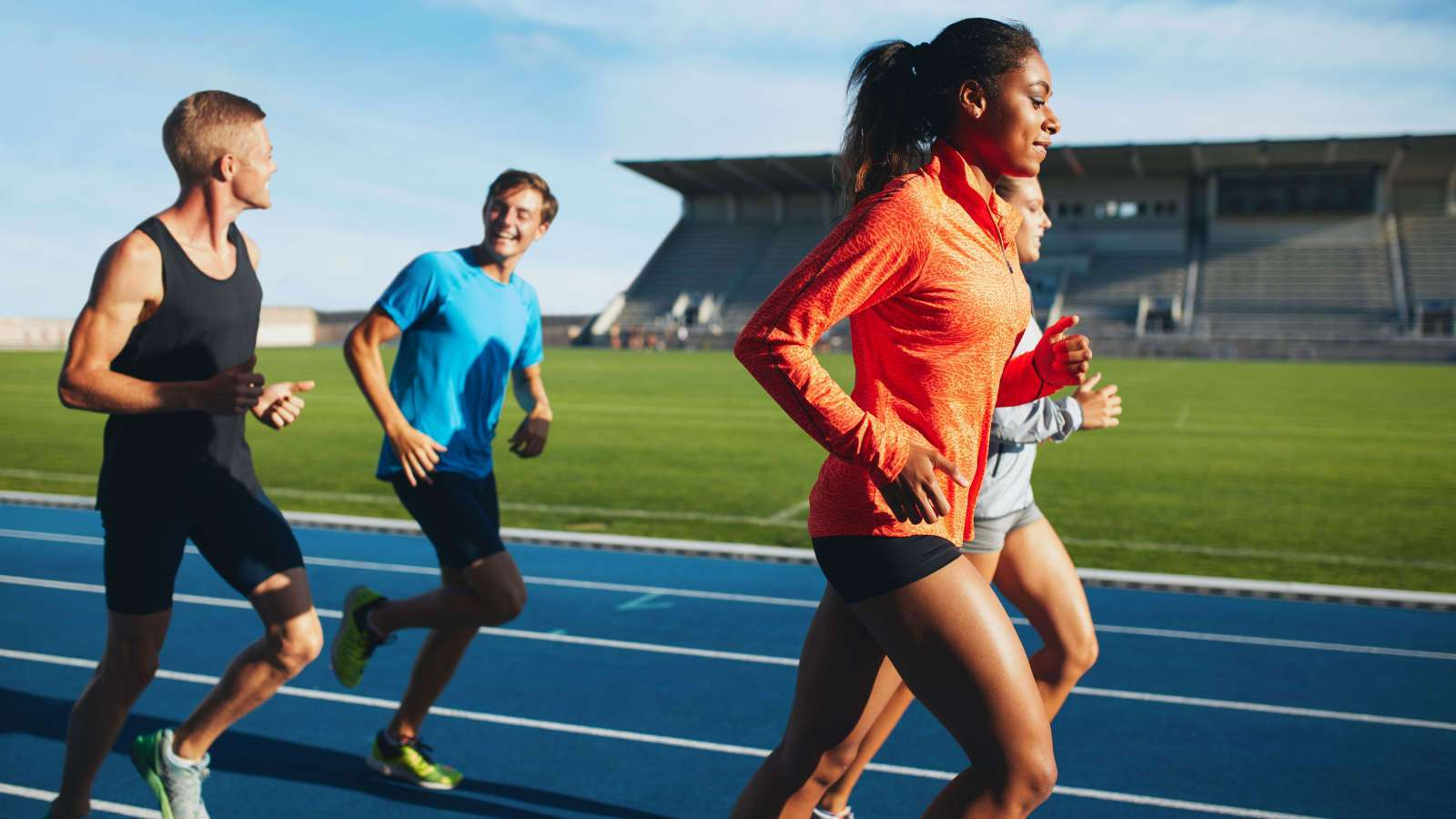 Training-for-Relay-Race