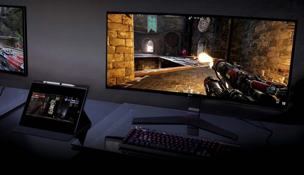 best gaming monitors with speakers