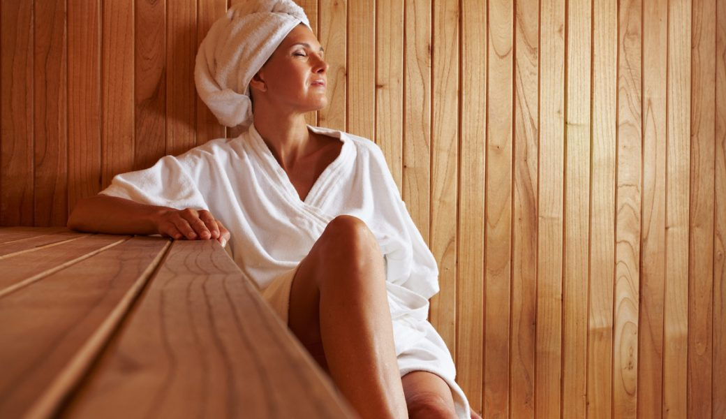 sauna bath meaning
