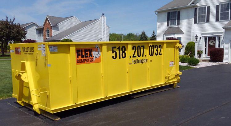 10 yard dumpster rental