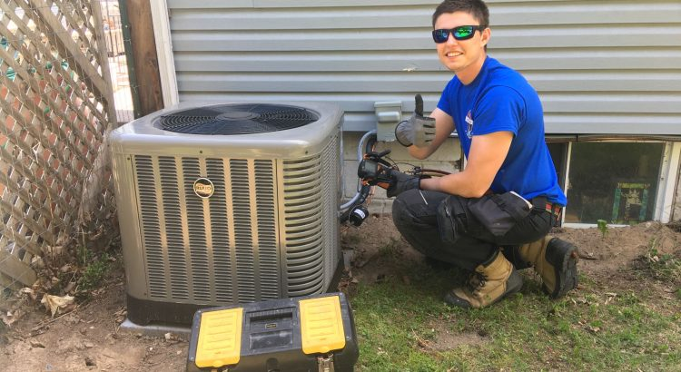 learning HVAC services